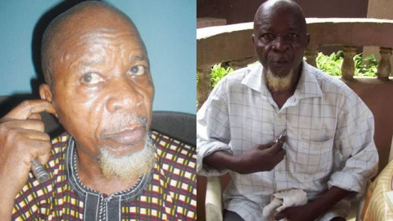 'If you shed Crocodile Tears at my burial, my spirit flog you' – Veteran Actor, Charles Olumo