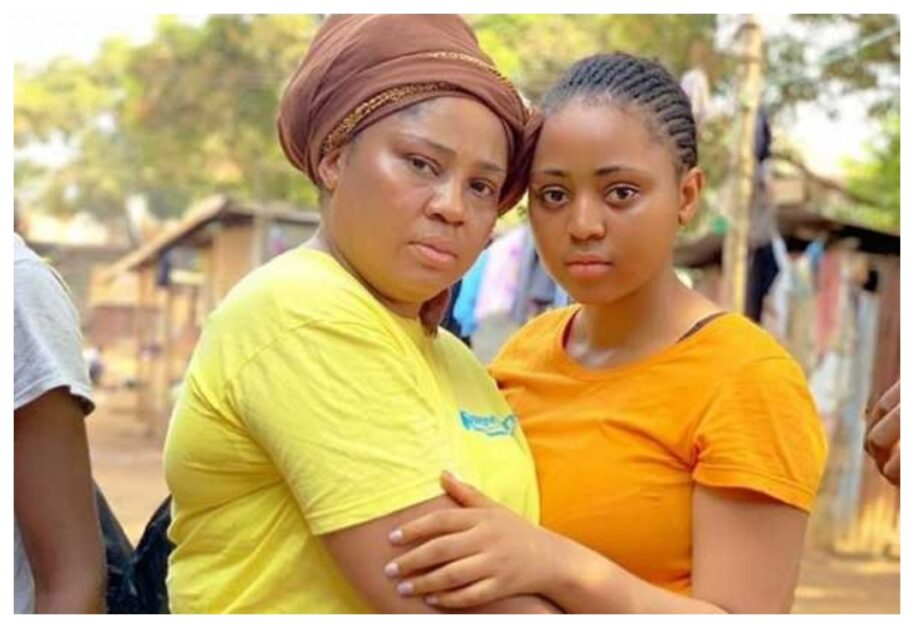 A Tour Of The Multi-Million Naira Mansion Regina Daniels Bought For Her Mother Rita Daniels