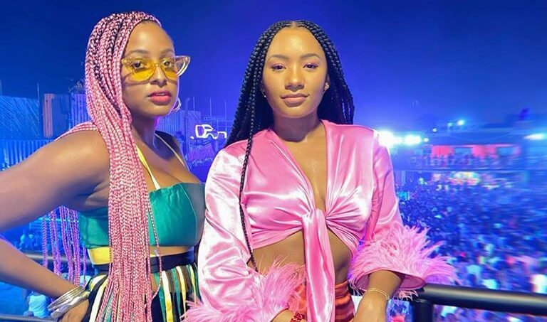 DJ Cuppy Seeks For Employment For Her Sister, Temi Otedola, Asks Marvel To Feature Her In 'Black Panther 2'