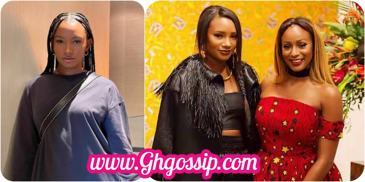 DJ Cuppy Shockingly Agrees With Man's Opinion That Temi Otedola's Acting Career Will Be Better Than Her Music Career