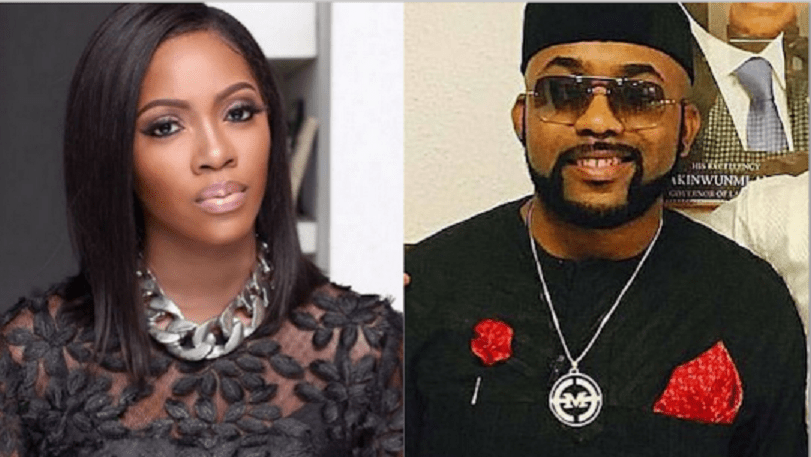 Tiwa Savage Reveals How She Begged Banky W To Sign Her.