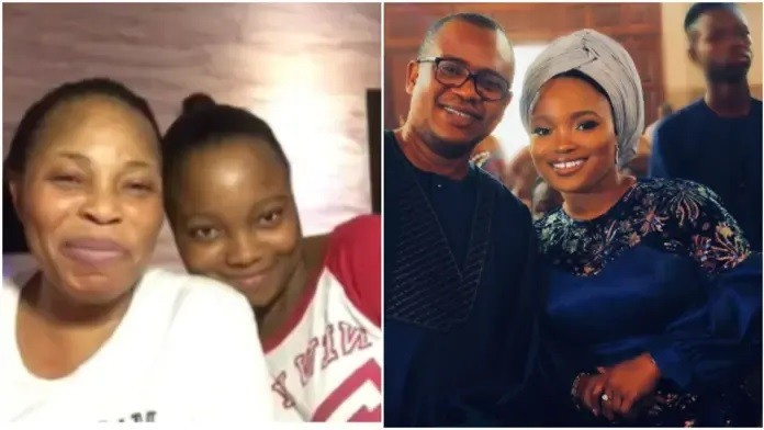 Tope Alabi's daughter attacked after denouncing dad…declares love for step-dad