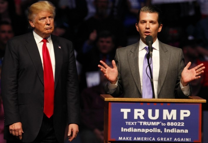 US Elections: Donald Trump Jr Urges His Dad To 'Fight To The Death' And 'Go-To Total War' To Expose Election 'Cheating And Fraud'