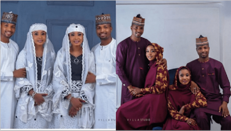 Identical Twin Brothers In Kano Set To Wed Identical Twin Sisters. (Photos)