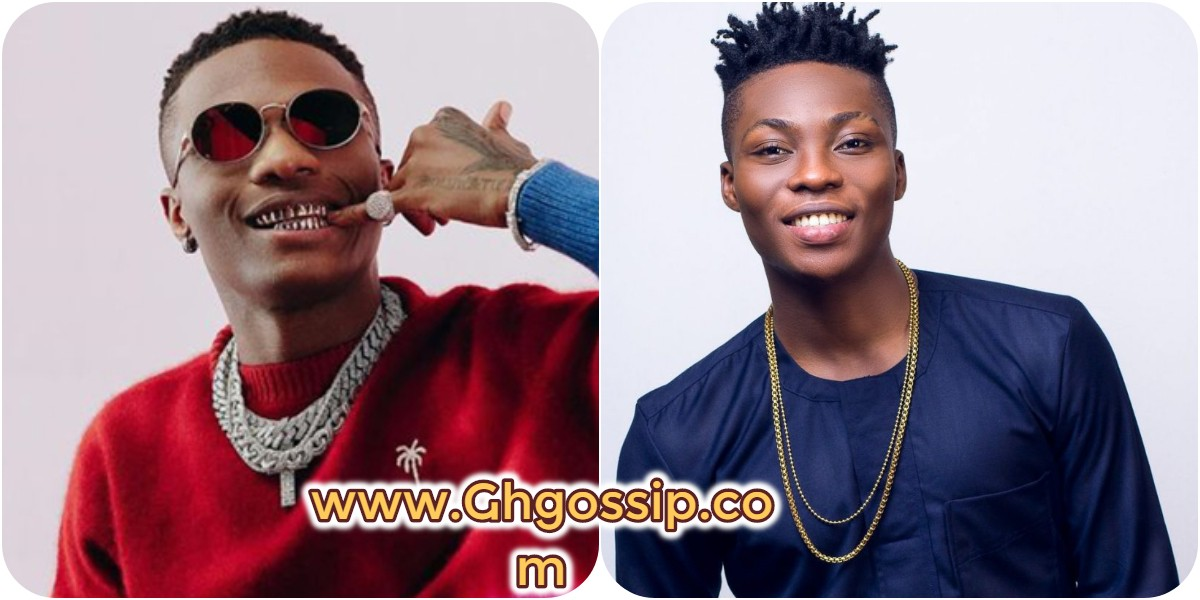 Reekado Banks Finally Reacts To Wizkid's 'You Are A Fool' Comment