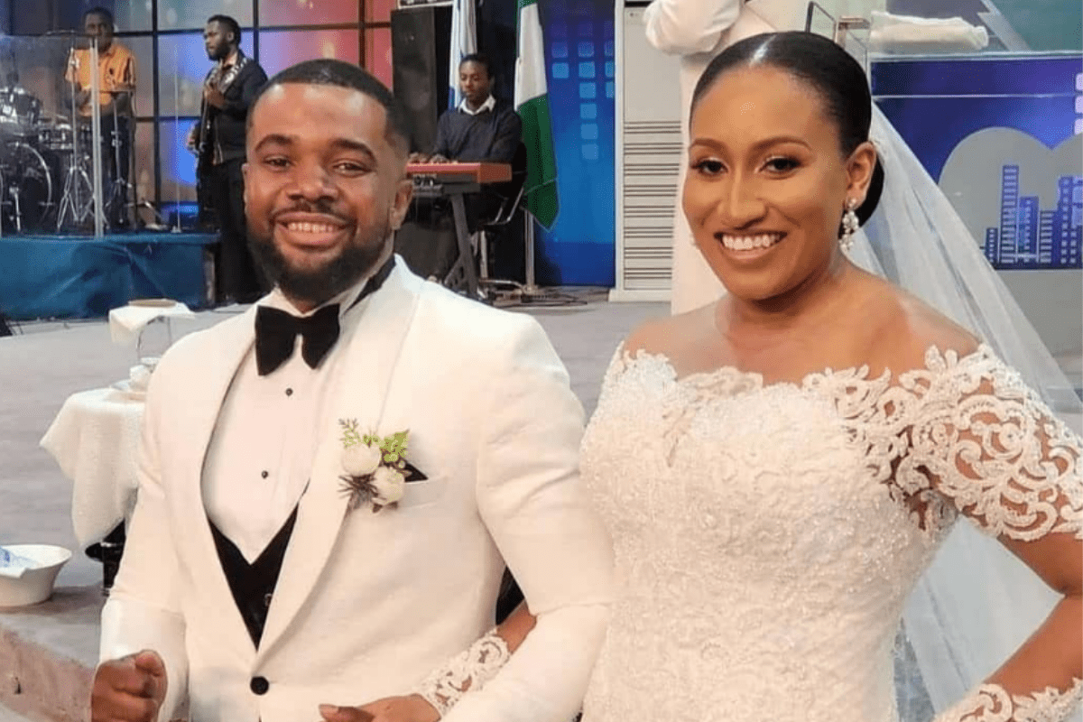 Just 1 Week After Williams Uchemba's Wedding, Checkout His Wife's Activities On Her Instagram Account!