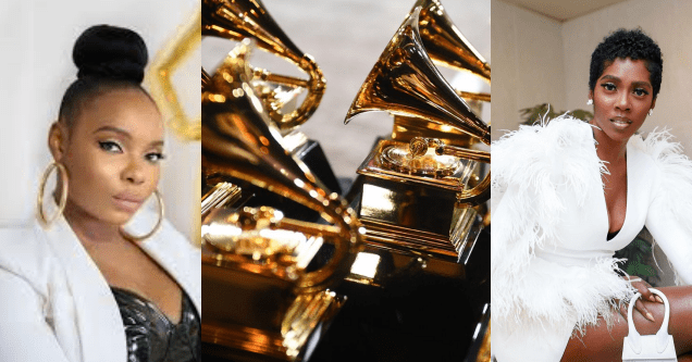 'Them No Recognize Her 'Sulia' Album' – Fans Of Yemi Alade Mocks Tiwa Savage For Not Getting A Grammy Nomination