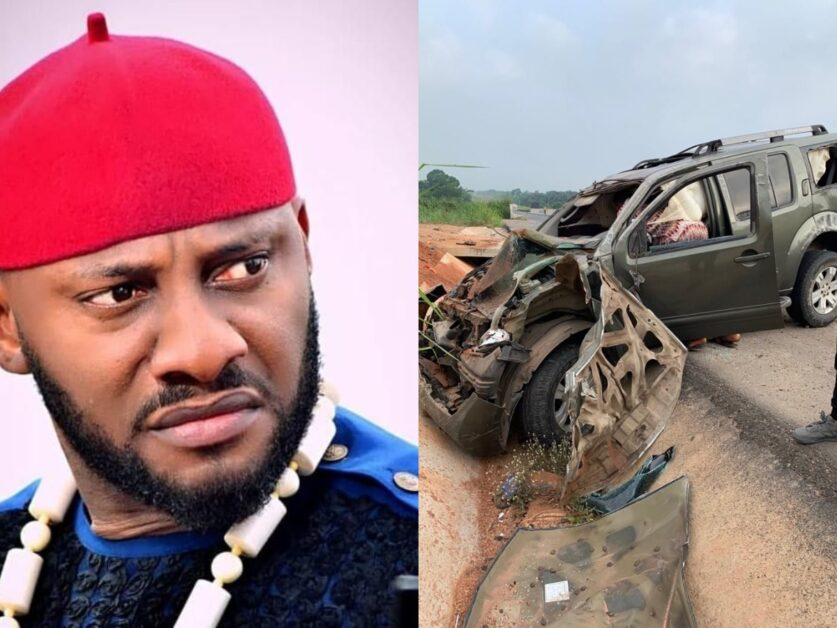 Actor; Yul Edochie Reveals He Died In His 2019 Accident But Gave Him A Second Chance