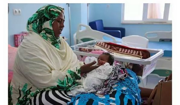 8-Year-Old Girl Gives Birth To A Baby Girl (Photos)