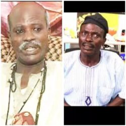 13 years After He Was Rumoured Dead, See The Latest Photos Of The Yoruba Veteran Actor, Abijah Wara.