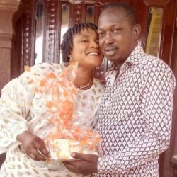 See How Comic Actor Opebe Looks At The Age of 60 (Photos)