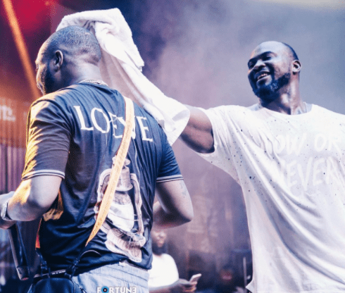 I am broken''- Davido continues to mourn his personal bodyguard