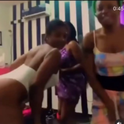 Slay Queens threaten to rape Omah Lay (video)