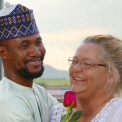 """I was charmed"""" Nigeria's Usman and America's Lisa of 90 Day Fiancé are officially divorcing"""