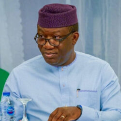 Governors are tired and frustrated over rising insecurity - Fayemi