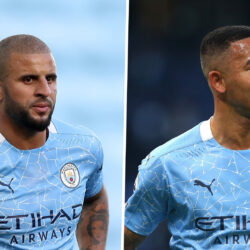 Manchester City stars, Kyle Walker and Gabriel Jesus test positive for COVID-19