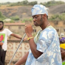 History Will Forever Be Kind To You For This, Fans Tell Popular Actor, Lateef Adedimeji