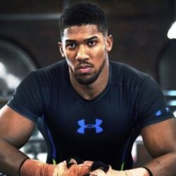 'Who You Marry Is In The Top Five Most Important Decision In Life' – Anthony Joshua