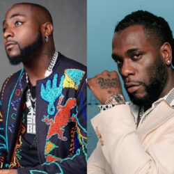 See Reactions On Twitter As Davido And Burna Boy Clash At The Club