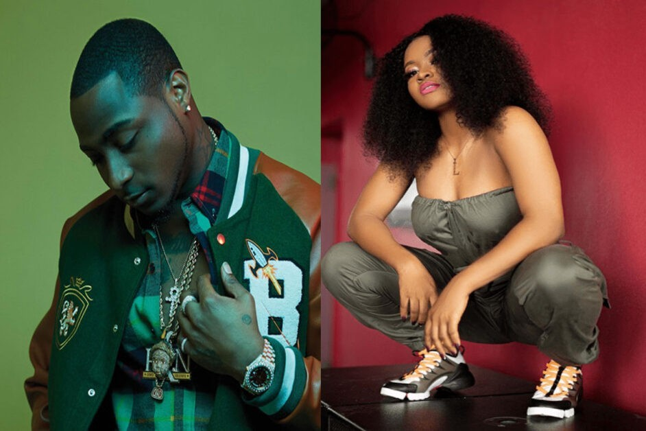 """""""2 Months After Davido Signed Her To DMW""""- See What Davido Said About """"Liya"""" That Got People Talking"""