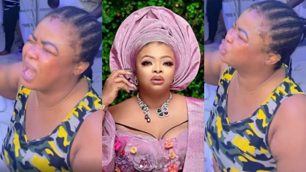 'Go and Marry' – Troll mocks actress, Dayo Amusa for not having a husband