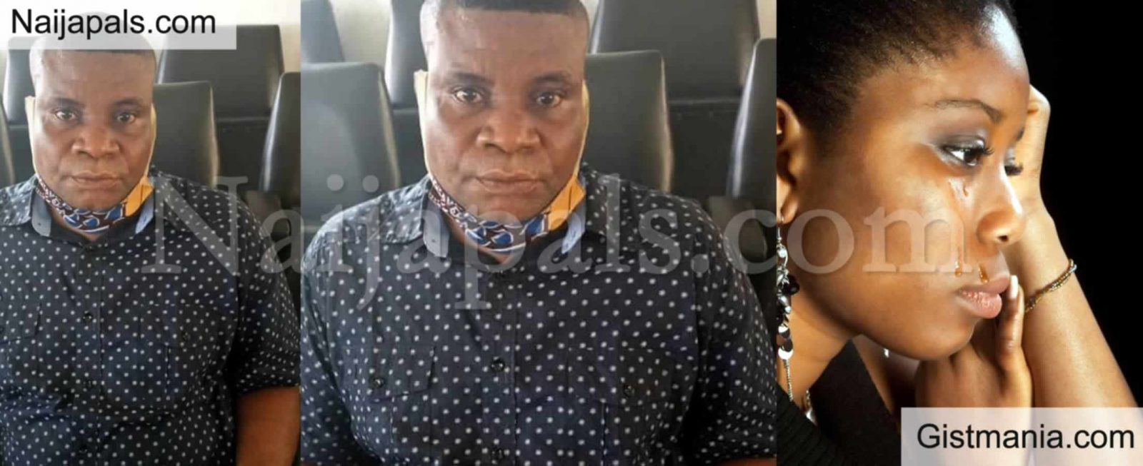 Isi-Ewu! 47-Year-Old Man, Emmanuel Udo Sentenced To Life For molesting 14-Year-Old Stepdaughter