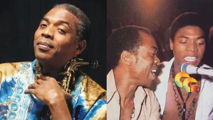 Singer, Femi Kuti finally reveals why his father, Fela did not send him to school