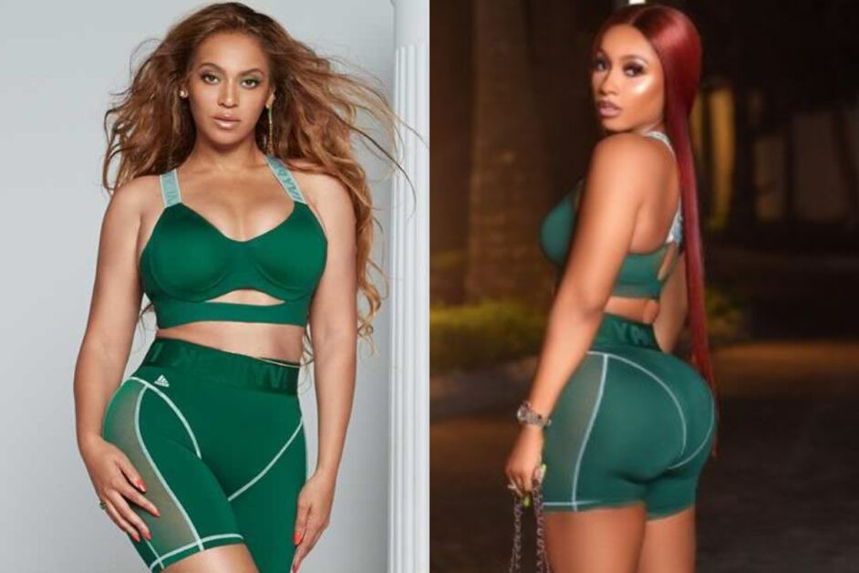 See The New N76K Beyonce Clothes Mercy Eke Bought From Dubai (Photos)