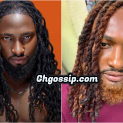 Big Brother Africa Winner Uti Nwachukwu Changes His Look, Dyes Beard Gold – Photos