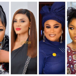 Iyabo Ojo,Dayo Amusa,Mide Martins,Omotola Jalade and other Nollywood stars celebrate Sola Sobowale as she clocks 57 today (photos)
