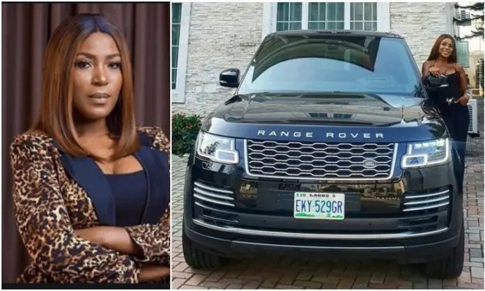 I'm still looking for husband – Linda Ikeji cries out hours after buying latest Range Rover