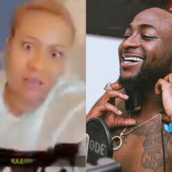 Nkechi Blessing Joins Davido's TULE Challenge, Check Out Her Video