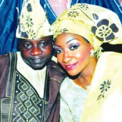 When I met my wife, the only property I had was my tribal mark —Sanyeri