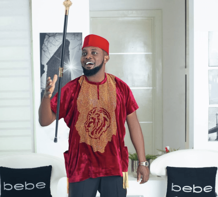 """Odogwu, You Nailed It "" – Angela Okorie And Others React As AY Makun Dazzles In New Photos"