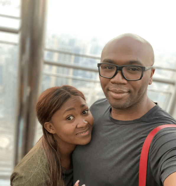 Read The Lovely Message Wife Of Iroko TV boss, Jason Njoku, Mary Remmy Penned Down To Celebrate His 40th Birthday