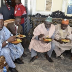 Christians And Muslims Celebrate Christmas Together In Kaduna