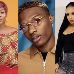See The Eye-Catching Gift Wizkid 2nd Baby Mama Gifted his 1st baby mama (photo)