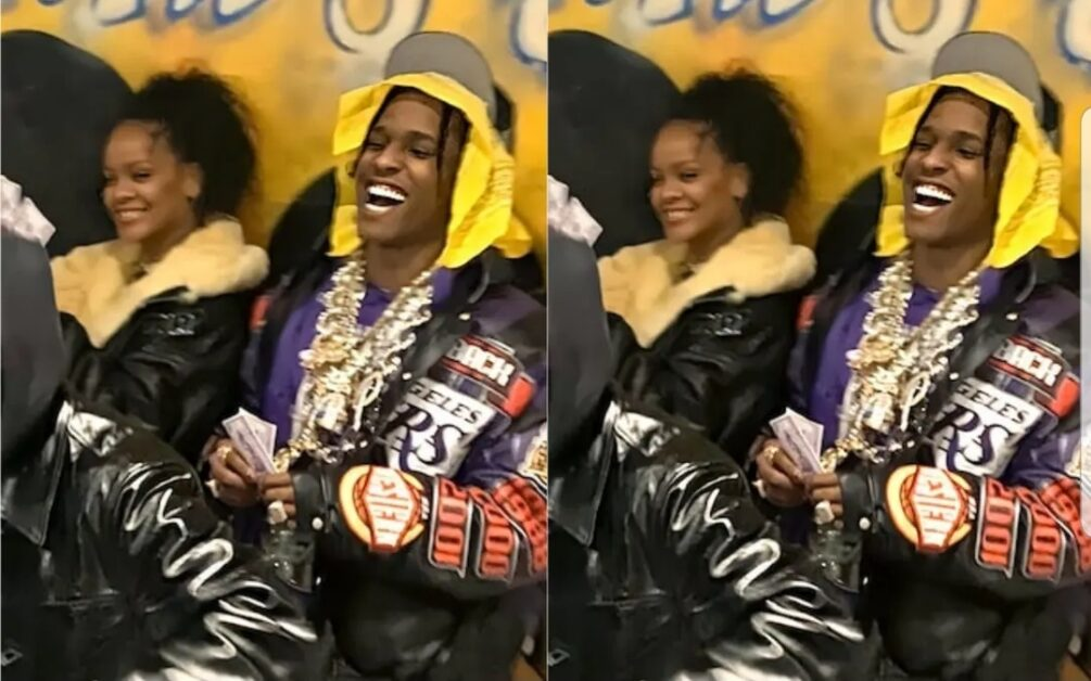 Rihanna finds love again, see her new man