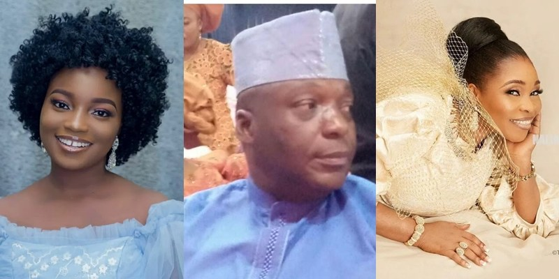 """""""My Brother is NOT desperate to Have a Child"""" Mayegun Olaoye's younger brother, makes shocking revelation about Tope Alabi and first husband"""