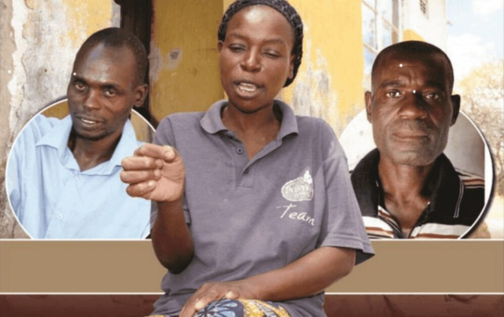 Woman lands into trouble for marrying two men