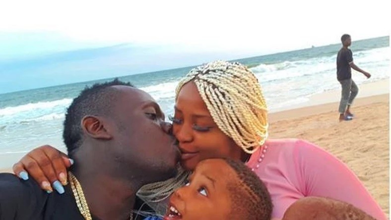 Duncan Mighty accuses wife of infidelity, says DNA test proves he is not the father of their daughter
