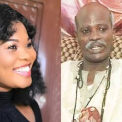 """What A Beauty""- See Lovely Photos Of Veteran Yoruba Actor, Abija's Beautiful Daughter"