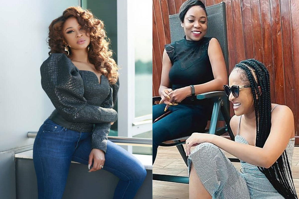 """""""I Love The Way You Know How To Make Me Feel Better"""" – Adesua Etomi Praises Her Sister On Her Birthday"""