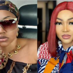 Frustration As Actress Mercy Aigbe Laments Over Lagos Traffic.