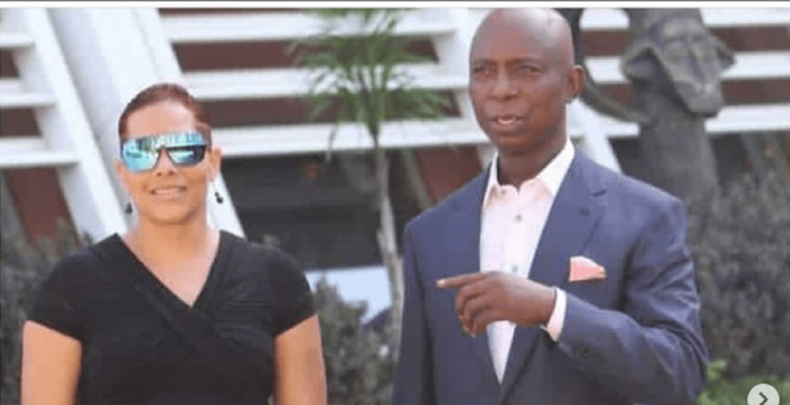 Photo of Alleged 7th Wife Of Billionaire Ned Nwoko From Zambia Drops