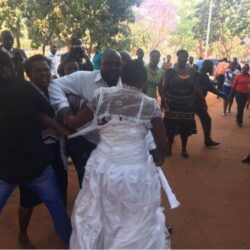 Twitter stories: Couple's marriage ends at their wedding reception because the groom's people didn't get food