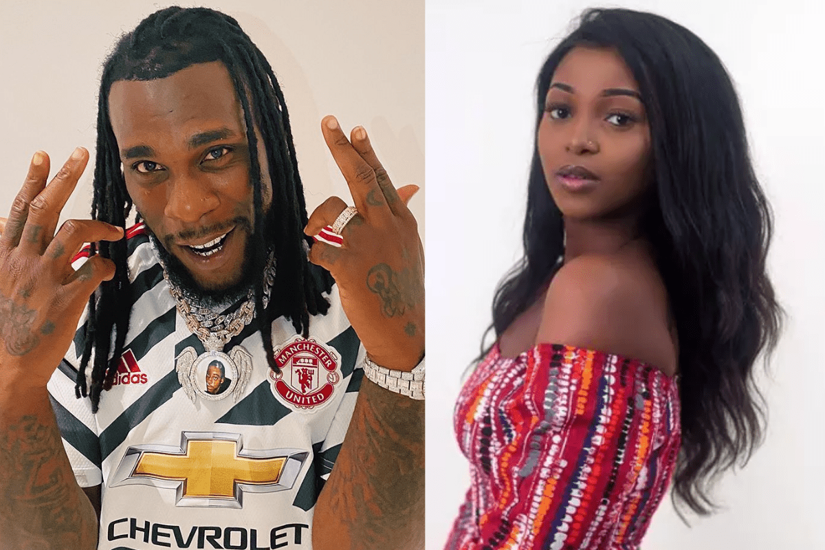 Meet The 23-Year Old Lady Who Says She Has Been In A Secret Affair With Burna Boy For 2 Years
