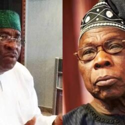 Obasanjo Is Not AYorubaMan, He Is AnIgboMan From The South-East - Senator Adefuye Claims.