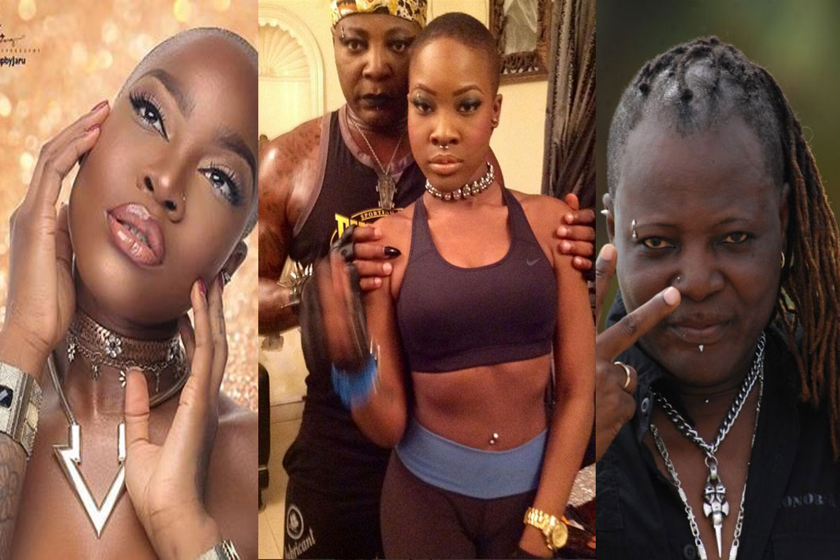 """She Was Hurt And Wanted To Throw Something Back At Me"" – Charly Boy Reveals Why His Daughter Dragged Him On Social Media"