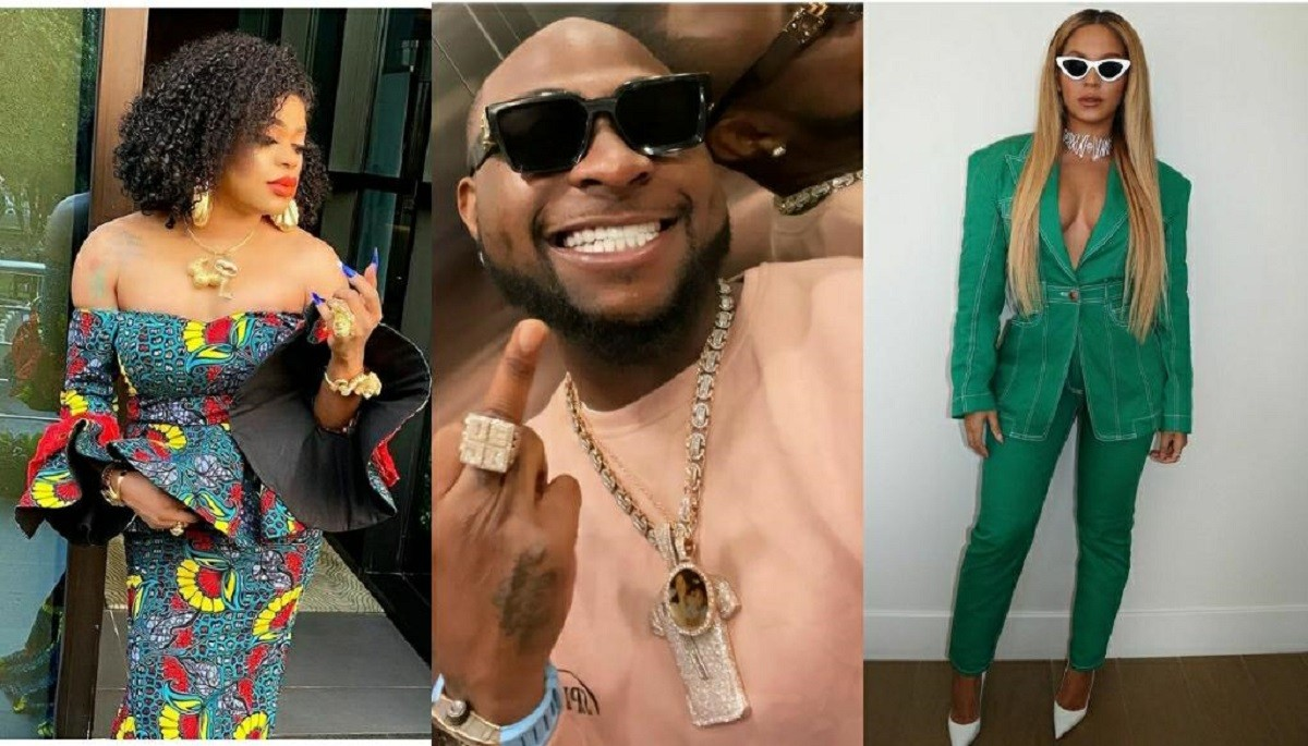 Davido Is So Talented Like Bobrisky That's Why Beyonce Refused To Work With Him – Uche Mocks Davido
